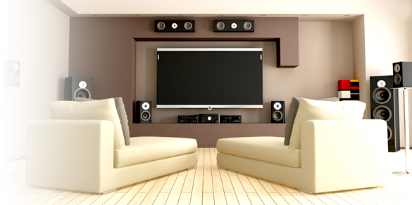 GetConnected Audio Video - home theater