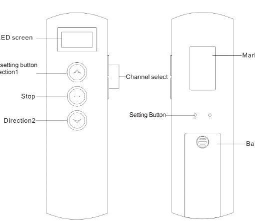 Remote Control-32 Channel-3