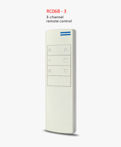 3-Channel Remote Control