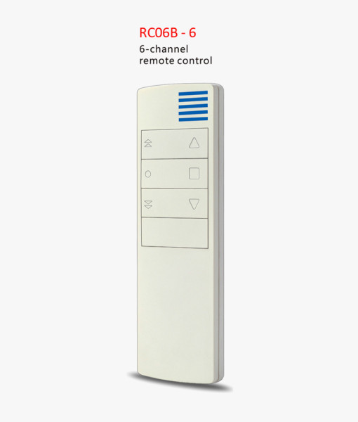6-Channel Remote Control