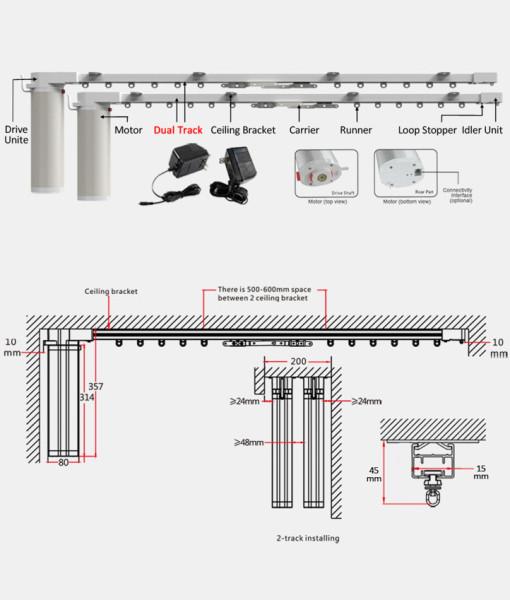 Dual Tracks -  920A