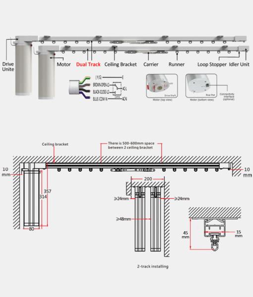 Dual Tracks -  920C4