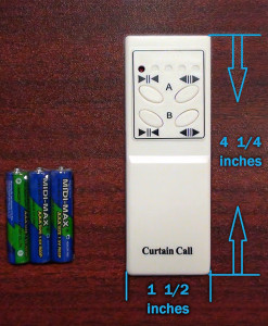 Single Channel Remote Control