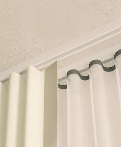 ripple fold curtain