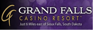 Grand Falls Casino Resort1415 Grand Falls BlvdLarchwood, IA 51241Email: info@grandfallscasinoresort.com | Phone: 712-777-7777<br />