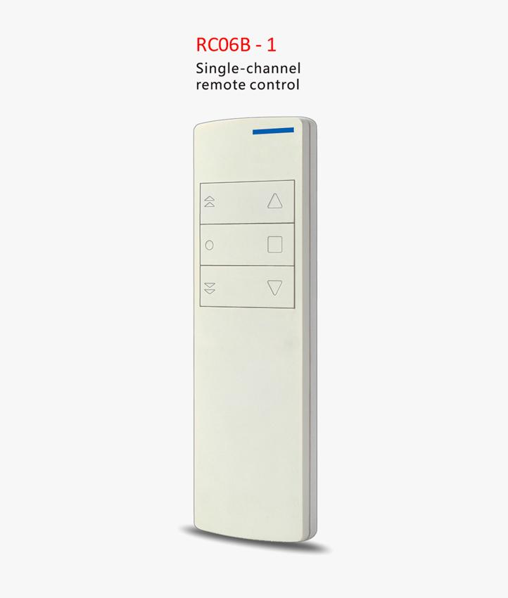 1-Channel Remote Control