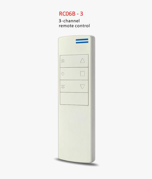3-Channel Remote Control