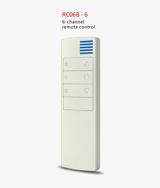 6-Channel Remote Control