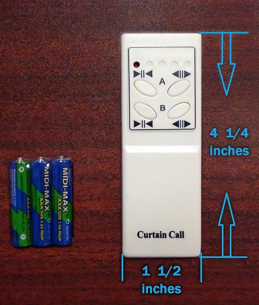 Single Channel Remote Control