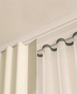 ripple fold curtain