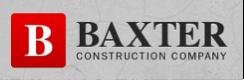 Baxter Construction Companies, LLC3225 Ave. NFort Madison, IA 52627Email: info@baxterconstructionco.com   Phone: 319-372-7285