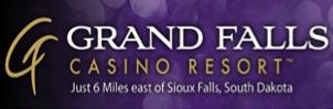 Grand Falls Casino Resort1415 Grand Falls BlvdLarchwood, IA 51241Email: info@grandfallscasinoresort.com   Phone: 712-777-7777<br />